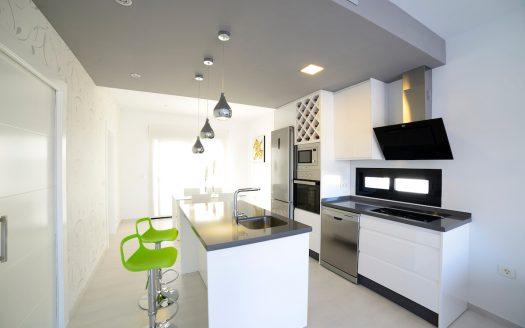 Apartamentos en San Pedro Pinatar cocina