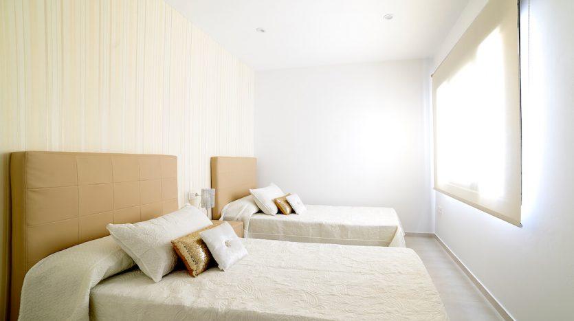 Apartamentos en San Pedro Pinatar Dormitorio