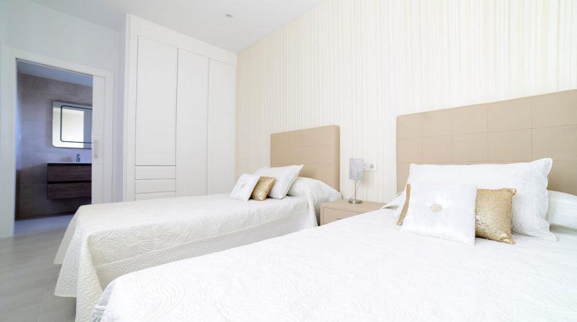 Apartamentos en San Pedro Pinatar dormitorios