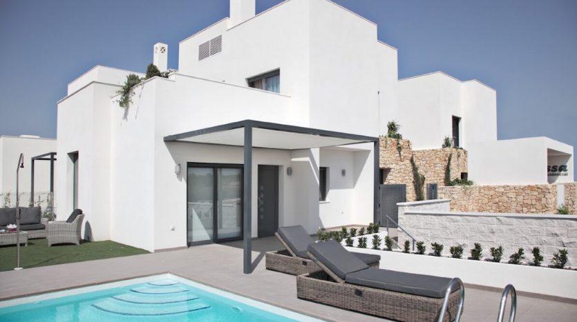Villas Residencial Eivissa Rojales Alicante