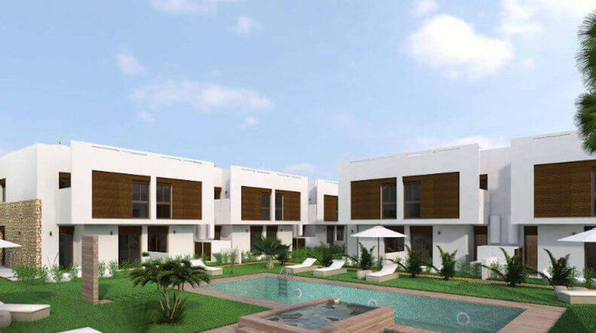 Apartamentos en Playa Torre de la Horadada