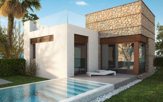 Villa De lujo La Finca Golf
