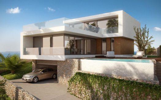 Villa Moderna en La Costa Blanca