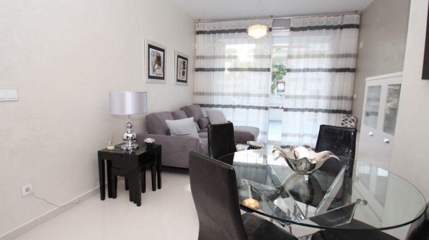 Living - Apartamentos 2 Dormitorios en Guardamar