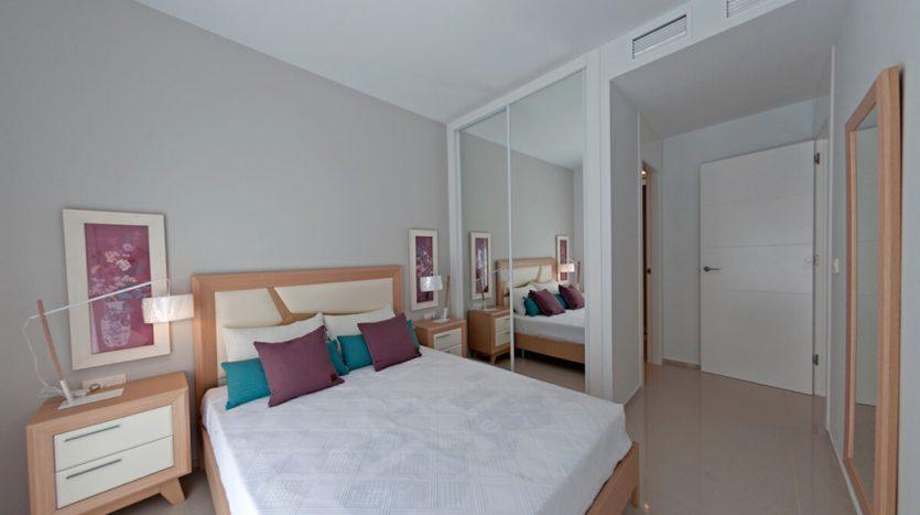 Dormitorio Principal Apartamentos de Lujo en La Costa Blanca