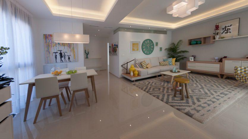 Salon Apartamentos de Lujo en La Costa Blanca