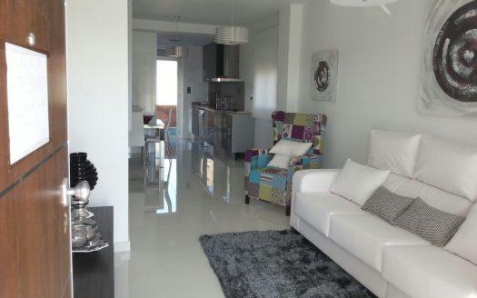 Salon - Apartamentos playa costa blanca Torre de la Horadada