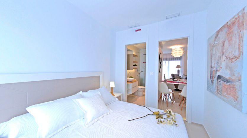 Dormitorio Apartamentos en la Zenia 3 Dormitorios