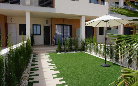 Jardin Apartamentos en la Zenia