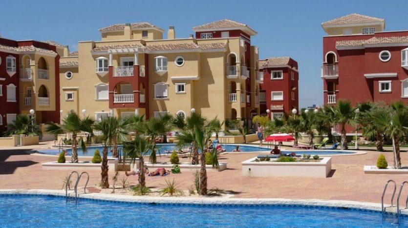 Puerto Marina Apartamentos Los Narejos