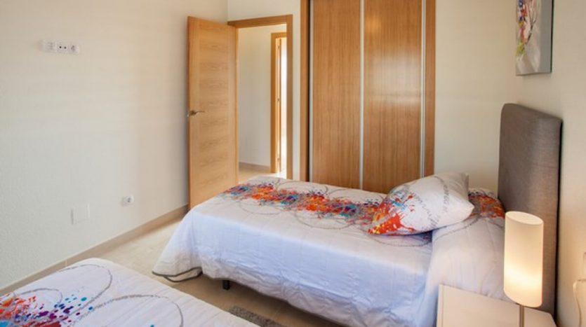 Habitacion Apartamentos en la Playa de Las Higuericas Torre de La Horadada