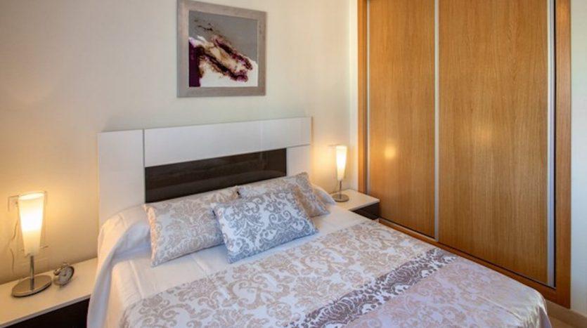 Apartamentos en la Playa de Las Higuericas Torre de La Horadada Dormitorio