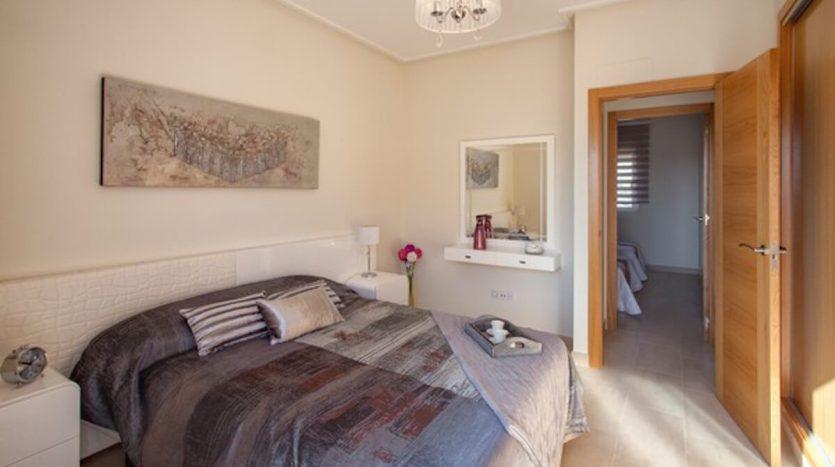 Dormitorio Principal Apartamentos en la Playa de Las Higuericas Torre de La Horadada