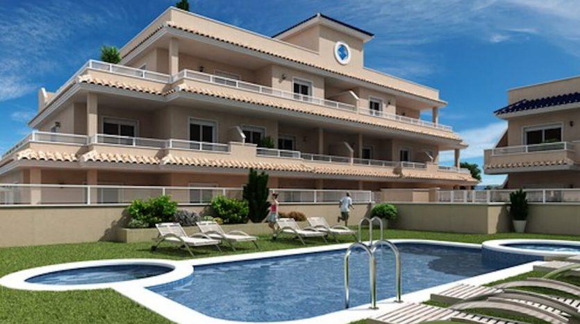 Apartamentos en Las Higuericas