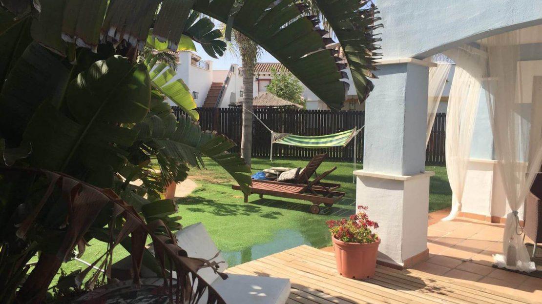 Exterior Villa Planta Baja 3 dormitorios Mar Menor Golf
