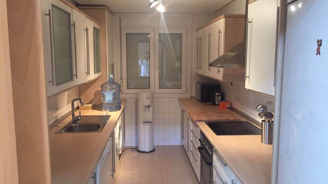 Cocina Villa Planta Baja 3 dormitorios Mar Menor Golf