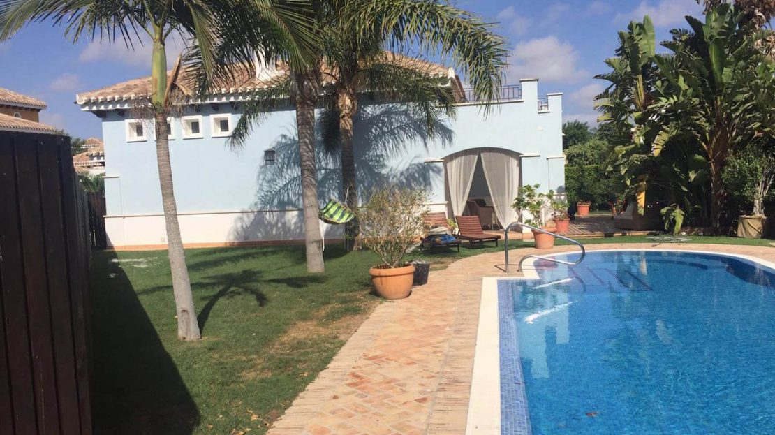 Parcela - Villa Planta Baja 3 dormitorios Mar Menor Golf