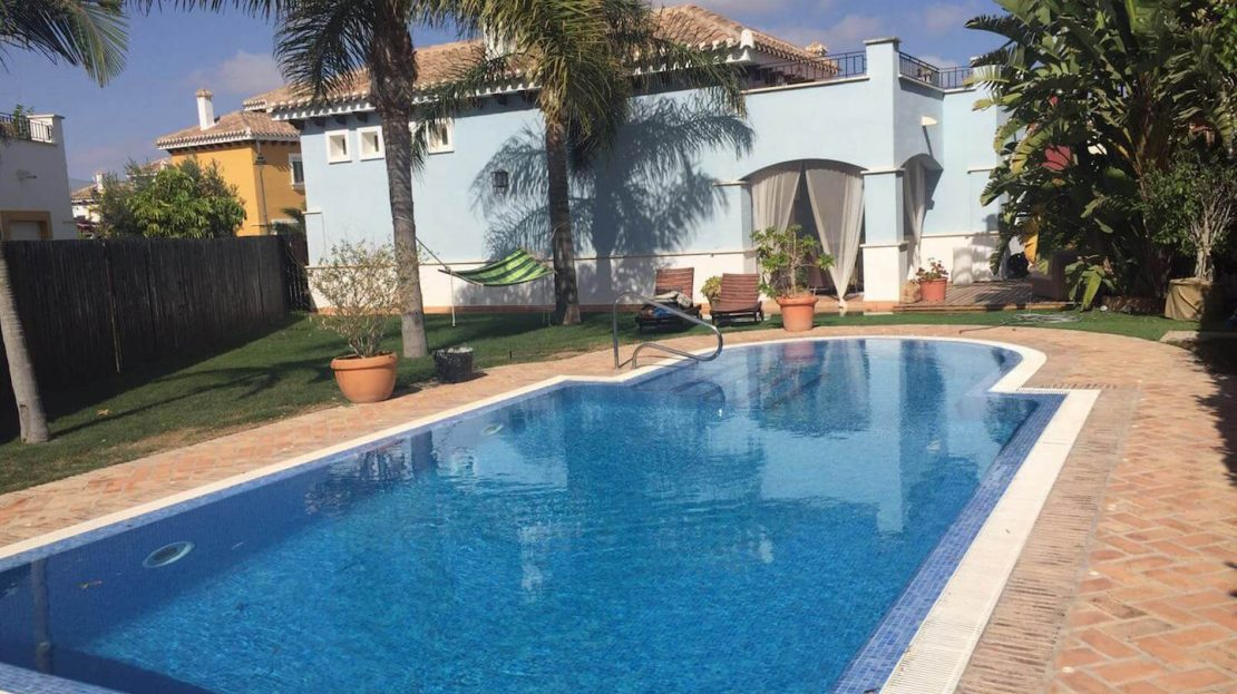 Enjoy Living Villa Planta Baja 3 dormitorios Mar Menor Golf