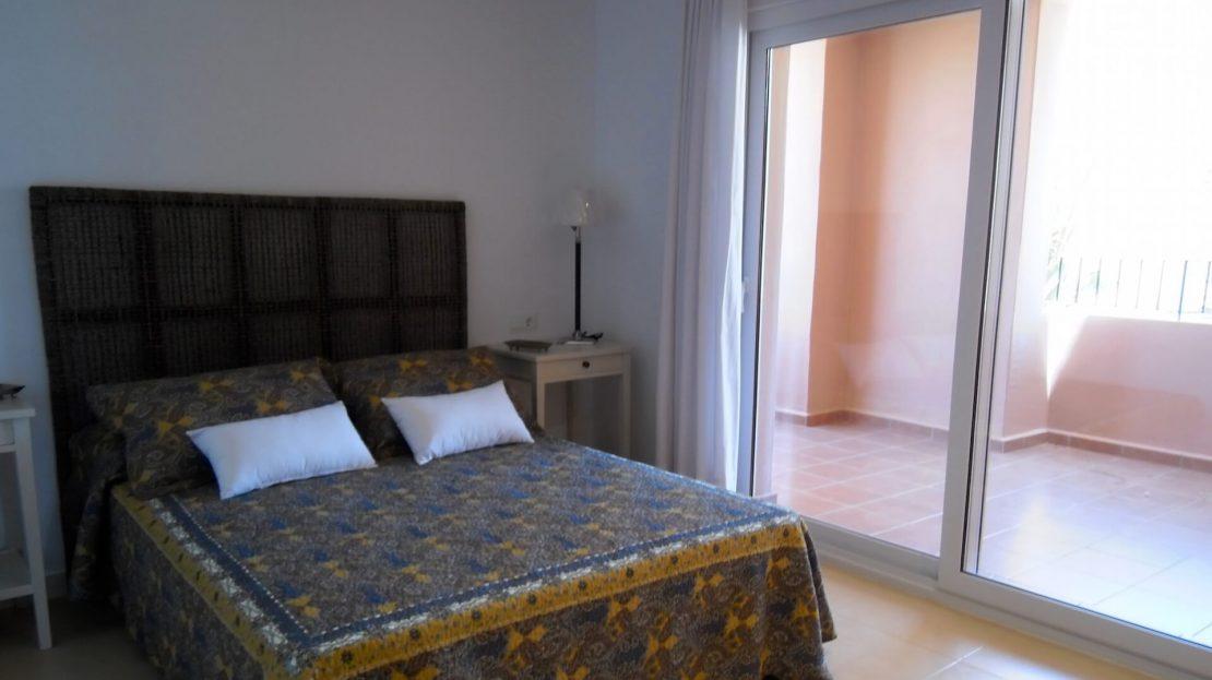 Apartamentos nuevos de 3 dormitorios Mar Menor Golf Melvin