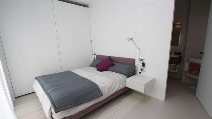 Dormitorio Junior de Chalet Nuevo en Dehesa de Campoamor