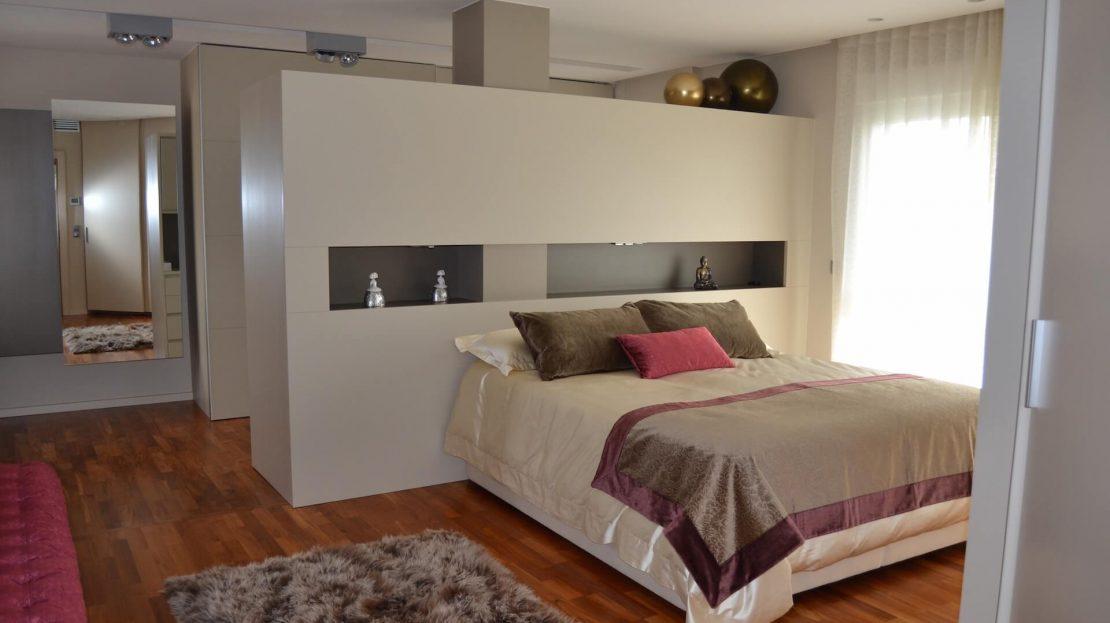 Dormitorio Principal Villa 5 Dormitorios Mar Menor Golf Torre Pacheco