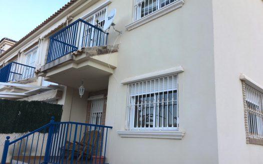 Fachada Casa Centro de Campoamor