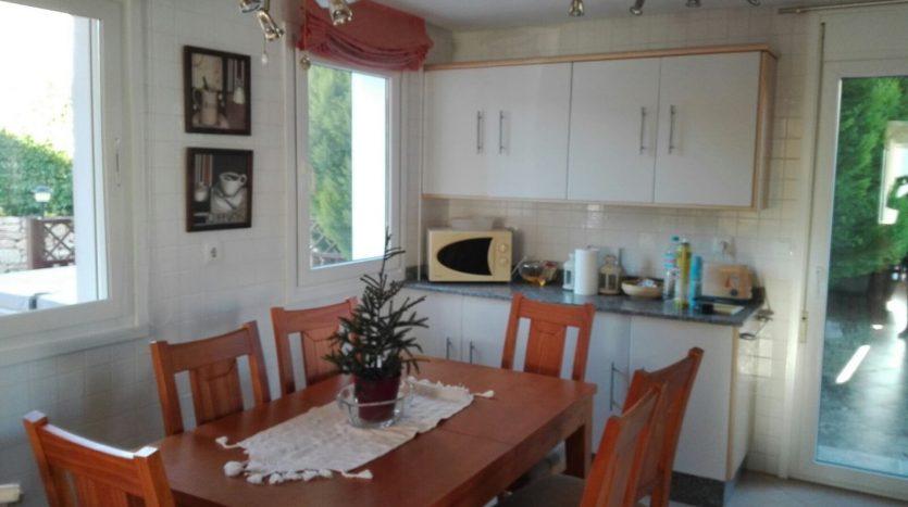 Espacio Cocina Villa en Mar Menor Golf Resort Oportunidad para Comprar