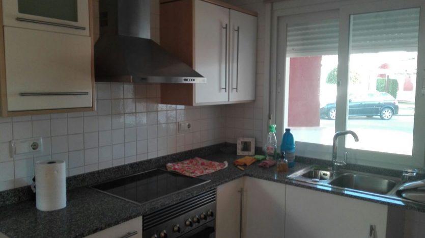 Cocina Villa en Mar Menor Golf Resort Oportunidad para Comprar