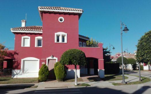 Venta Villa Modelo Perdiguera en Polaris World Torre Pacheco