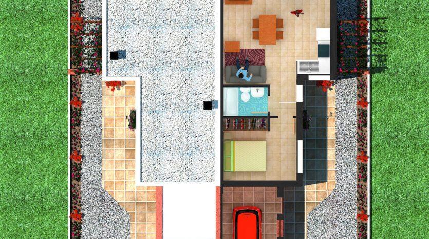 Villa 1 Dormitorio Los Alcazares